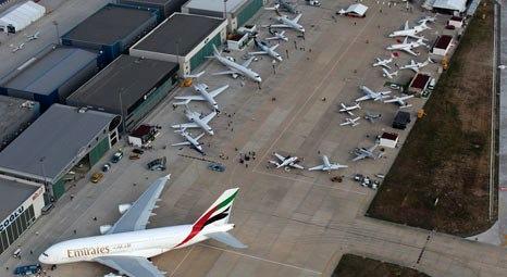 AIREX 2012 Sivil Havacılık Fuarı dün 9. kez  kapılarını ziyaretçilerine açtı!