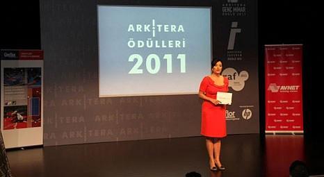 Arkitera Ödülleri'ne son başvuru tarihi 15 Ekim 2012!