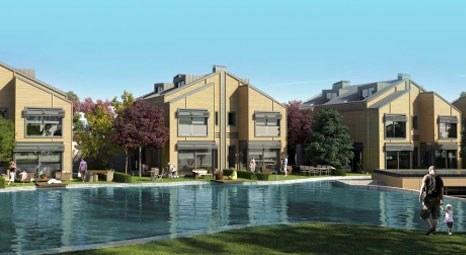 İnanlar İnşaat Zekeriyaköy'e 1 milyon liralık 36 villa yapacak!