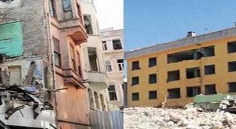40 noktada 6 bin 500 bina yıkılıyor! Fikirtepe ve Tarlabaşı şantiyeye döndü!