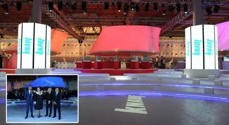 Knauf Arena'nın 5 günlük yapı şöleni CNR Expo İstanbul'da başladı!