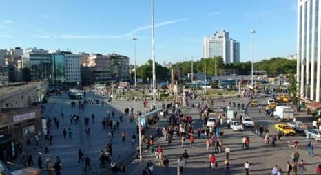 Taksim Meydanı yayalaşıyor! Esnaftan dükkanları boşaltmaları istendi!