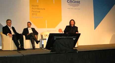 World Architecture Festival 2012'nin ikinci gününde Türk mimarların yüzü güldü!