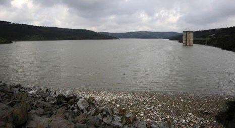 İstanbul'daki barajlarda doluluk oranı düşüşe geçti!