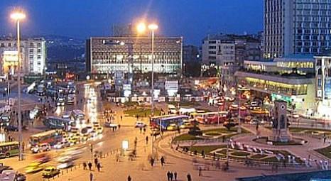 Taksim Meydanı 5 Kasım'dan itibaren yayalaştırma projesi için kapatılacak!