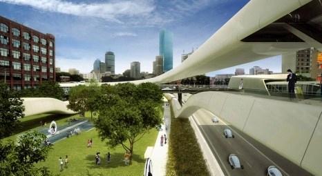Höweler+Yoon Architecture, Audi ile birlikte şehir dosyasını geliştirecek!