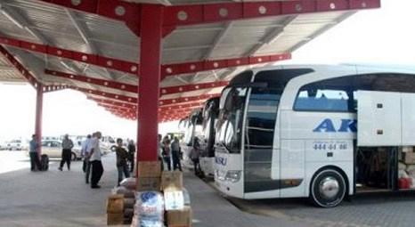 Amasya Belediyesi YİD modeliyle şehirlerarası otobüs terminali yaptıracak!