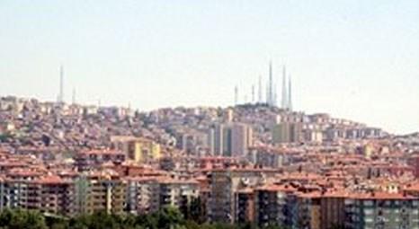 Ankara Yenimahalle'nin sınırları değişti! Çayyolu, Çankaya'ya bağlandı!