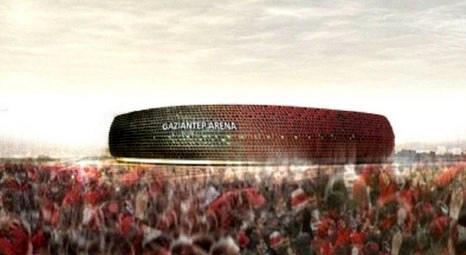 Gaziantep Arena Stadyumu 27 Aralık'ta ihaleye çıkacak!