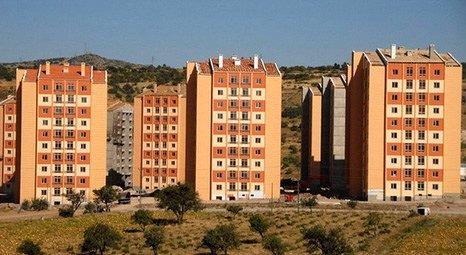 TOKİ, Erzincan Kemah'ta 60 konut, cami ve büfe yaptıracak!