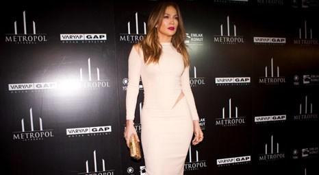 Jennifer Lopez'in ev aldığı Metropol İstanbul için sosyete sıraya girdi!