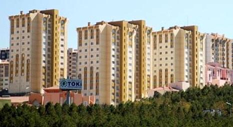 TOKİ, Ankara Altındağ'da 474 konut ve Mamak'ta yeni cami yaptıracak!