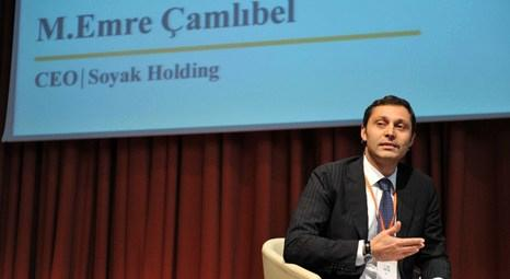 Emre Çamlıbel: 2013, inşaat sektörü için 2012'den daha iyi bir yıl olacak!