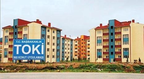 TOKİ'nin yatırımlarından en büyük payı Doğu Anadolu Bölgesi aldı!