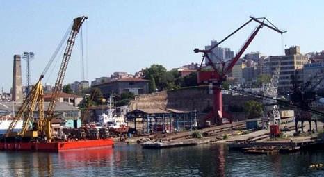 Denizcilik Mensupları Derneği, Haliç Tersanesi'nin müze olmasını istiyor!
