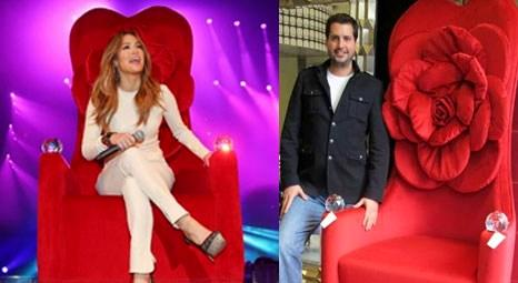 Jennifer Lopez, Türk tasarımcı Şafak Çak imzası taşıyan kırmızı koltuğu yanından ayırmıyor!