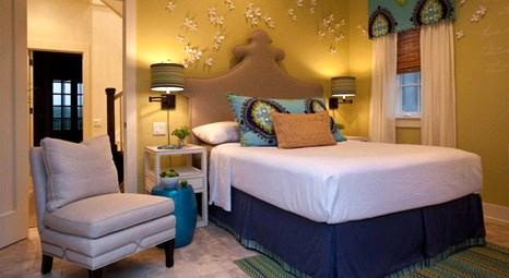 1+1 daireler için yatak odası tasarlarken dikkat edilmesi gereken püf noktalar!