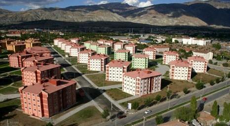 TOKİ Bolu Abant'ta 160 konutluk proje yaptıracak!
