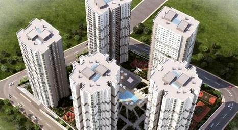 Samsun Towers konut projesinde 111 bin liraya 1+1!