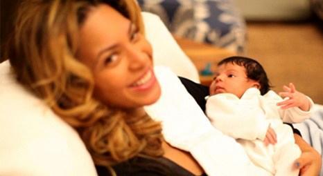 Beyonce'un kızı Blue Ivy Carter'ın odası Şafak Çak'a emanet!