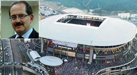 Haluk Karabel: Türk Telekom Arena'nın üstü kapatılmayacak!