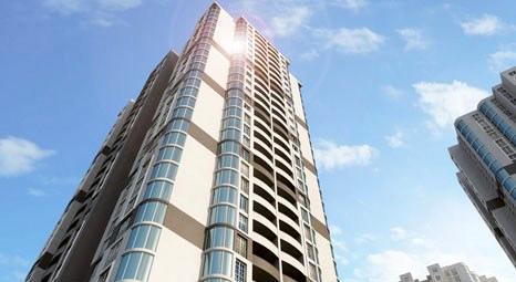 Samsun Towers'ın yüzde 60'ı satıldı! 60 ay sıfır faiz!