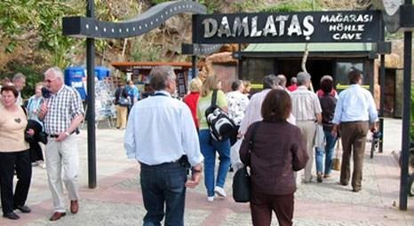 Alanya Belediyesi'nden Damlataş Mağarası yakınlarında kiralık gayrimenkul!