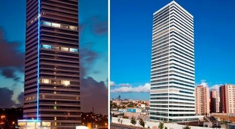 Nidakule Göztepe yabancı firmaların tercihi oldu! Regus, Mazda ve UPM projeden ofis kiraladı!