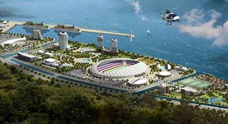 Akyazı Spor Kompleksi için dev inşaat firmaları yarışıyor!