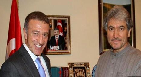 Ahmet Ağaoğlu, Ardahan'a yapılacak golf sahasını inceledi!