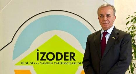 İZODER'de Ferdi Erdoğan ikinci kez başkan seçildi!