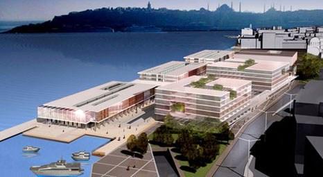 Galataport projesi ihaleye çıkmadan 10 firmanın gözdesi oldu!