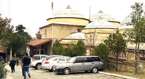 Kanuni Sultan Süleyman'ın hamamı icradan satışta!
