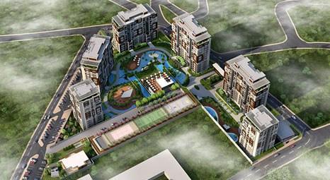 Mavera Başakşehir Evleri'nde 631 bin liraya 4 oda 1 salon!