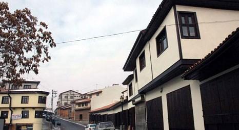 Altındağ Belediyesi restore edilmiş ahşap Ankara evi satıyor!