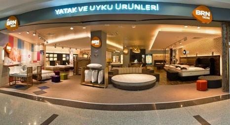 BRN Yatak, Bakırköy Capacity AVM'de açıldı!