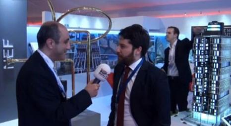 Erden Timur: MIPIM'de projelerden öte Türkiye ve İstanbul tanıtılmalı!