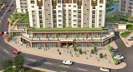Mavera Başakşehir'in Köşe Çarşı adı verilen cadde dükkanları satışa sunuluyor!