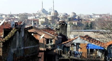 Süleymaniye Mahallesi kentsel dönüşümle tarihi kimliğine kavuşuyor!