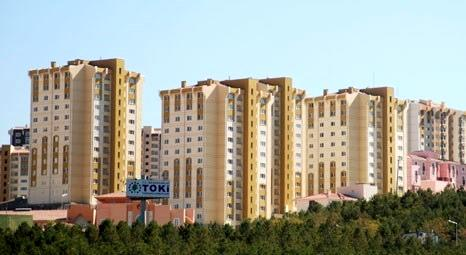 TOKİ, Osmaniye Yeşilyurt Mahallesi 2. Etap'ta 256 konut yaptıracak!