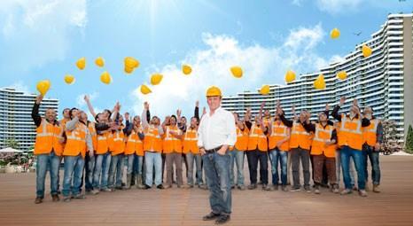 Ağaoğlu My World Europe'ta inşaat tamamlandı! Son 300 dairenin satışına başlandı!