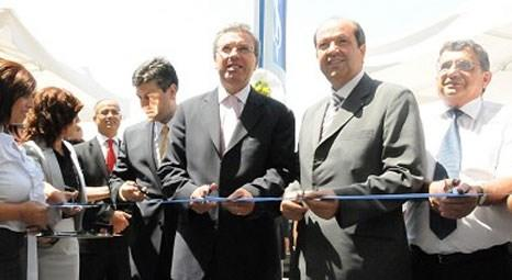 İş Bankası, Kuzey Kıbrıs'ta 15. şubesini Taşkınköy'de açtı!