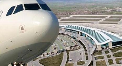 3. Havalimanı projesinde 6 adet ana pist, 4 adet apron ve pistlere ait taksirut yer alacak!