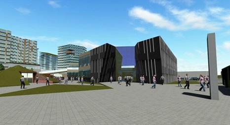 Sultangazi için hazırlanan kentsel dönüşüm projesi karma stile sahip!