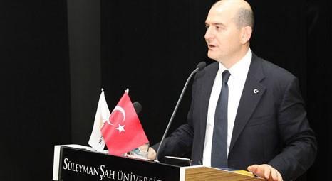 Süleyman Soylu: Başkanlık sistemi ülkeyi bölmez!