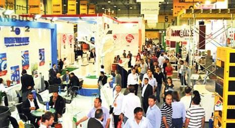 36. Yapı Fuarı İstanbul, 1150 firmanın katılımıyla başladı!