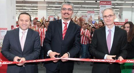 Media Markt, 27. mağazasını Kahramanmaraş'ta açtı!