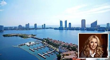 Miami'de evi olan Türk ünlüler arasına Hadise de katıldı!