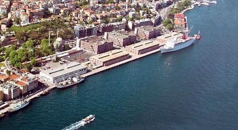 Global Yatırım Holding, Özak GYO ve Delta Proje ile Galataport ihalesine girdi!