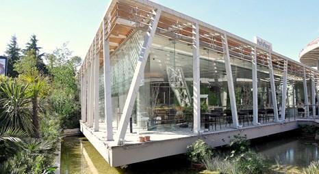 Koru Florya'nın satış ofisine 1 milyon liralık cam cephe yatırımı yapıldı!